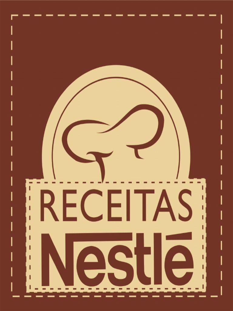 Livro De Receitas Nestle Pdf Free Download As Pdf File Pdf