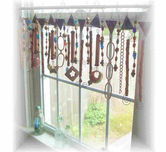 Farmhouse Window Treatments Kitchen Valances