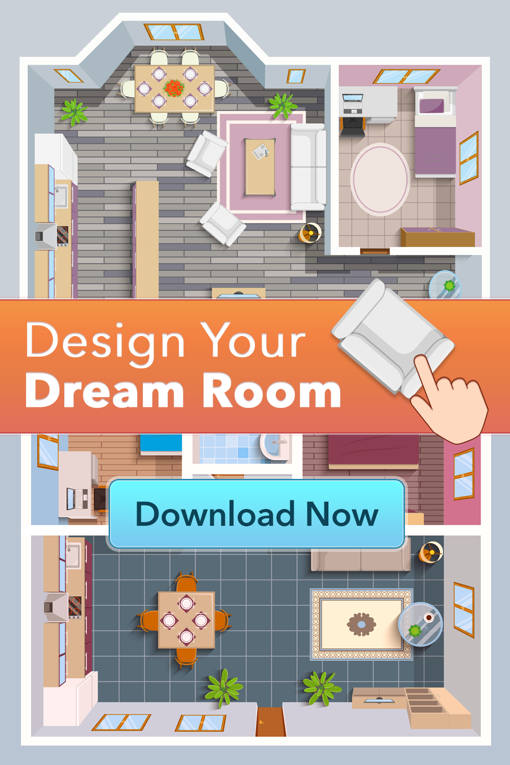 Virtual Design Living Room: Get Decorating Tips, Browse Pictures For Kitchen, Bathroom
