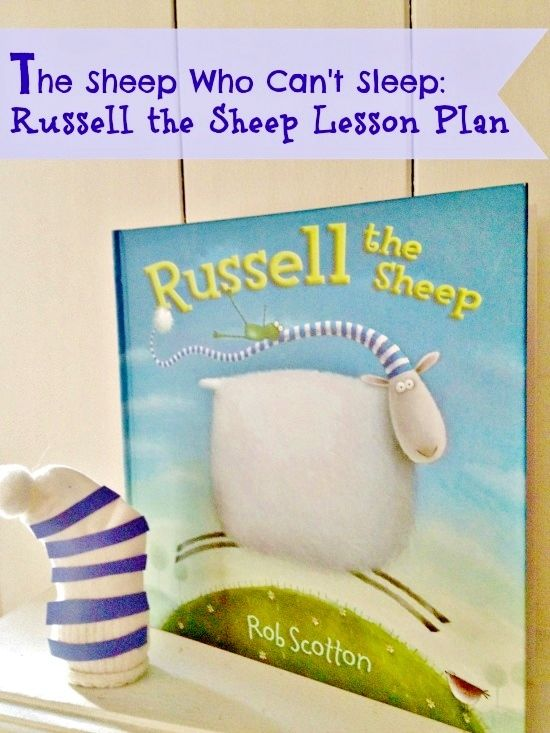 Russell the Sheep Lesson Plans and Activity | Homeschool, Activities ...