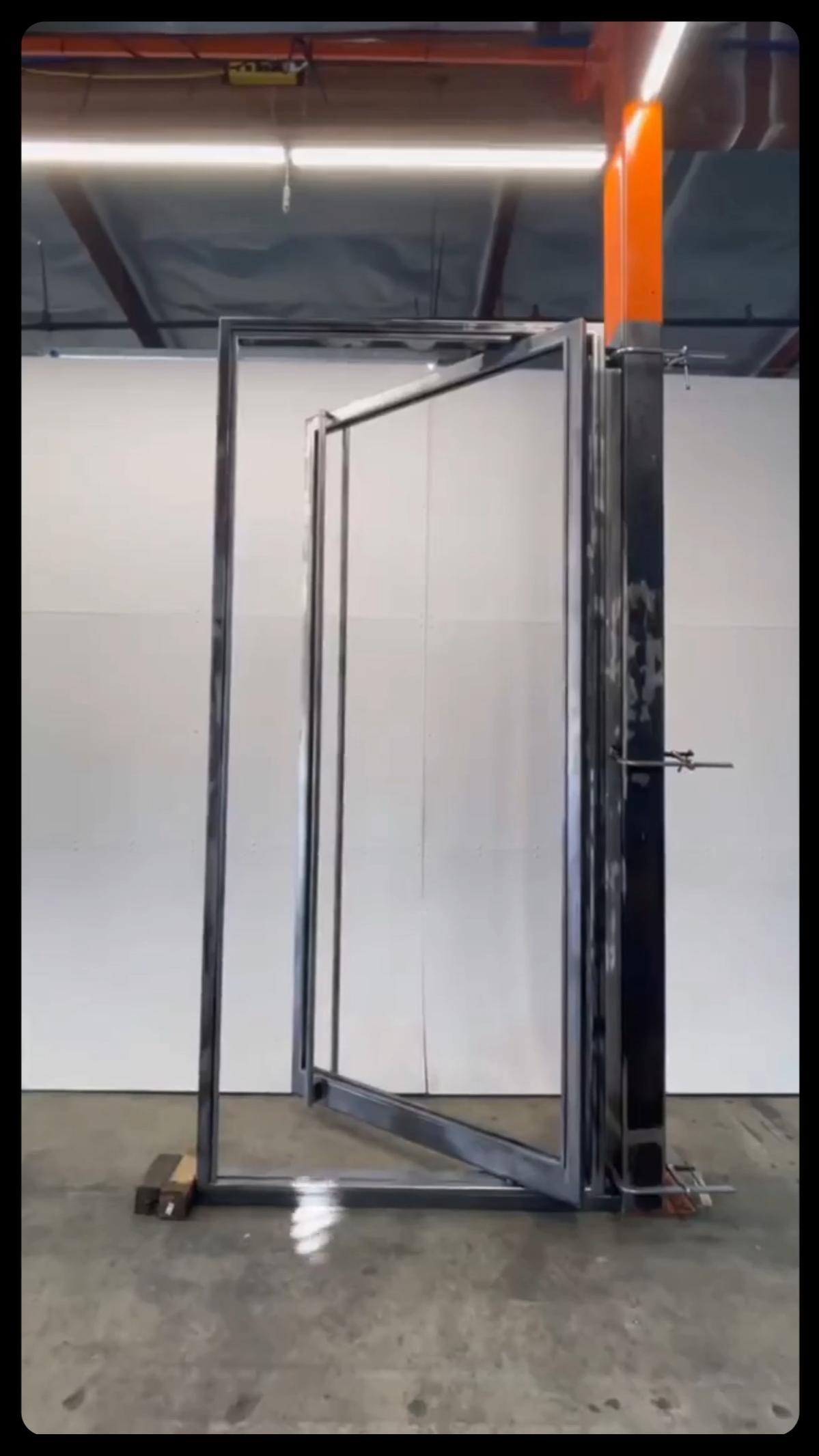 Custom Steel Door Design Ideas | Modern Architecture