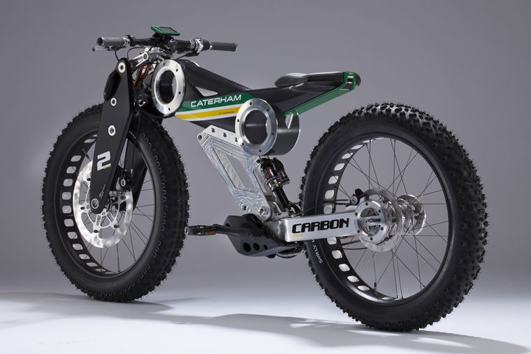 Elektromos terep bicikli