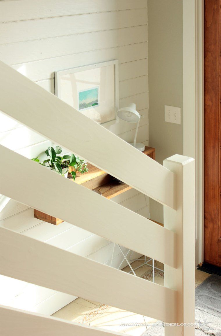 Best Horizontal Railing Angle At Entry Railing Interior In 400 x 300