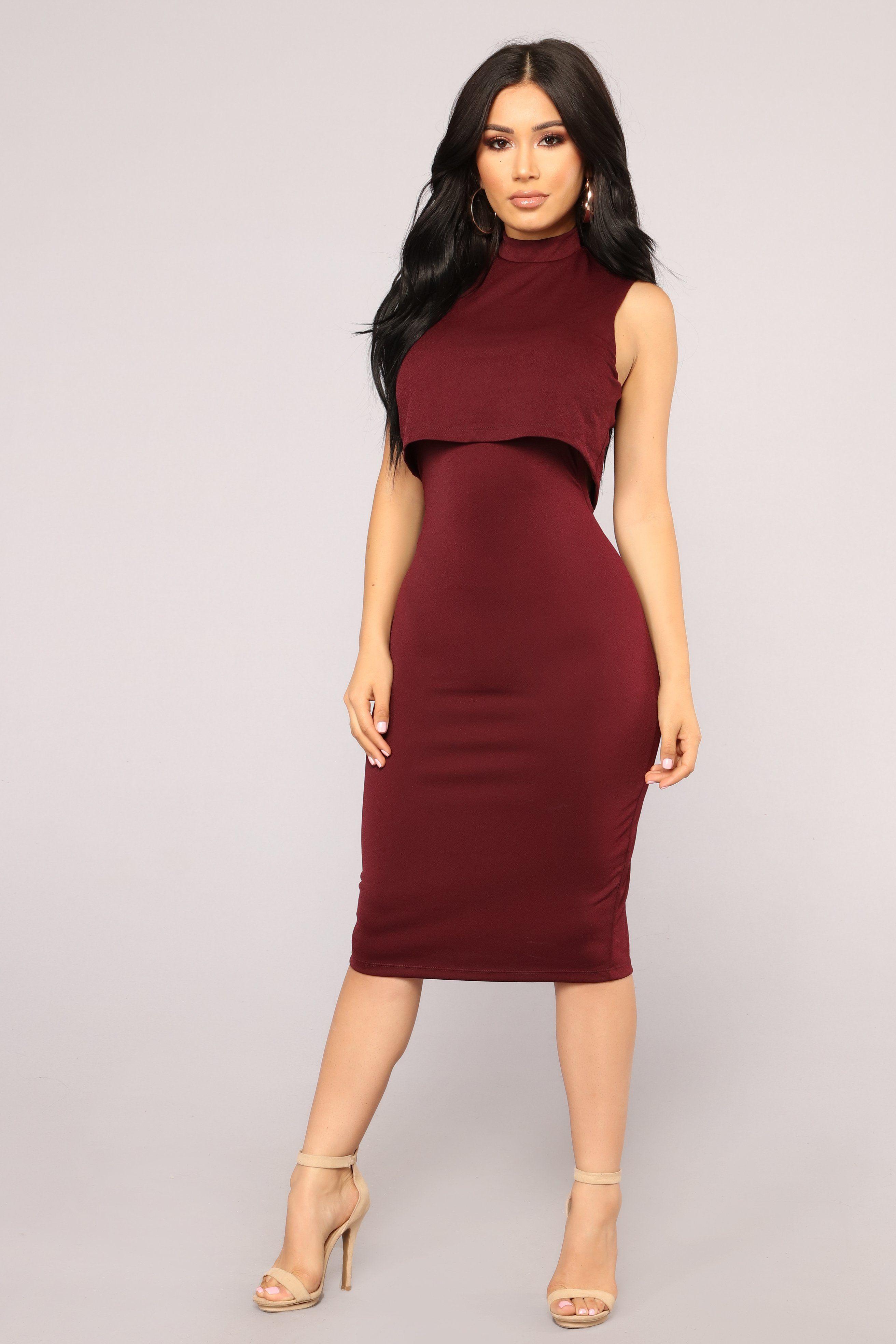 How to tight wear midi dress fotos