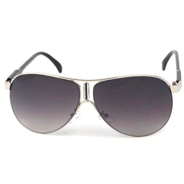 Lunettes Soleil East Cost monture Argent verres fumés Noire  mode   lunettessoleil  bonplan avec a547a92742f1