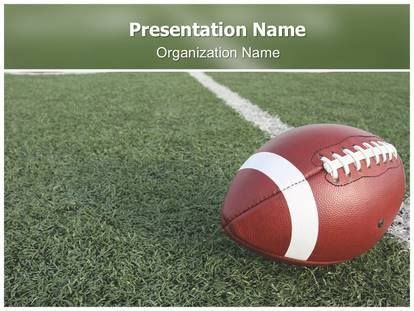 Get Our Football Free Powerpoint Themes Now For Professional