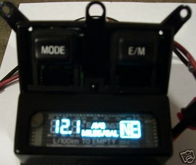 Ford F150 F250 F350 Compass Temperature Overhead Console Display Repair Service F350 Super Duty Repair F250