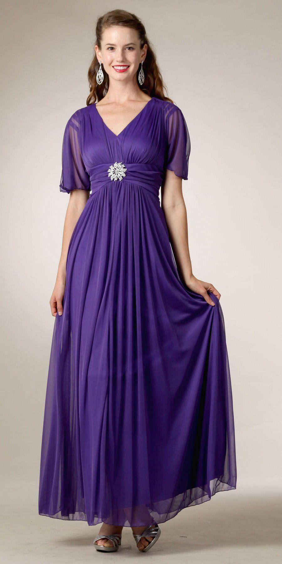 Excepcional Vestido De La Dama Gris De Maternidad Ideas Ornamento ...
