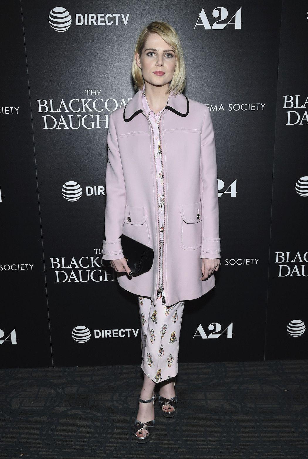 Once razones (de estilo) por las que Lucy Boynton podría convertirse en la nueva obsesión del mundo de la moda