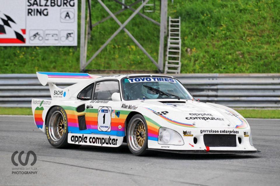 Bobby Rahal Toyota >> Porsche 935 K3 Apple Computer Livery Apple sponsored ...