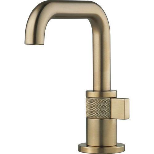 brizo 65035lf-gl litze luxe gold one handle bathroom faucets