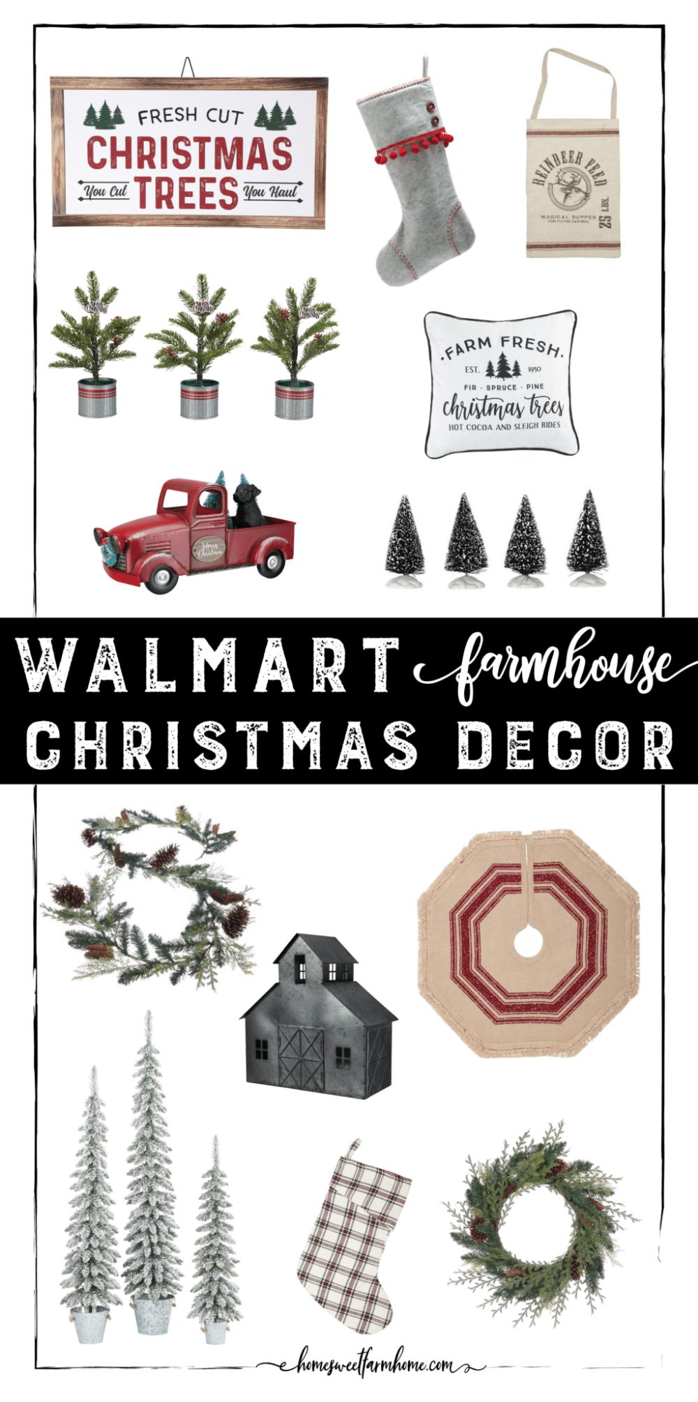 Walmart Farmhouse Christmas Decor  Walmart Farmhouse Christmas Decor The Best Wa...,  #Christ...#christ #christmas #decor #farmhouse #walmart
