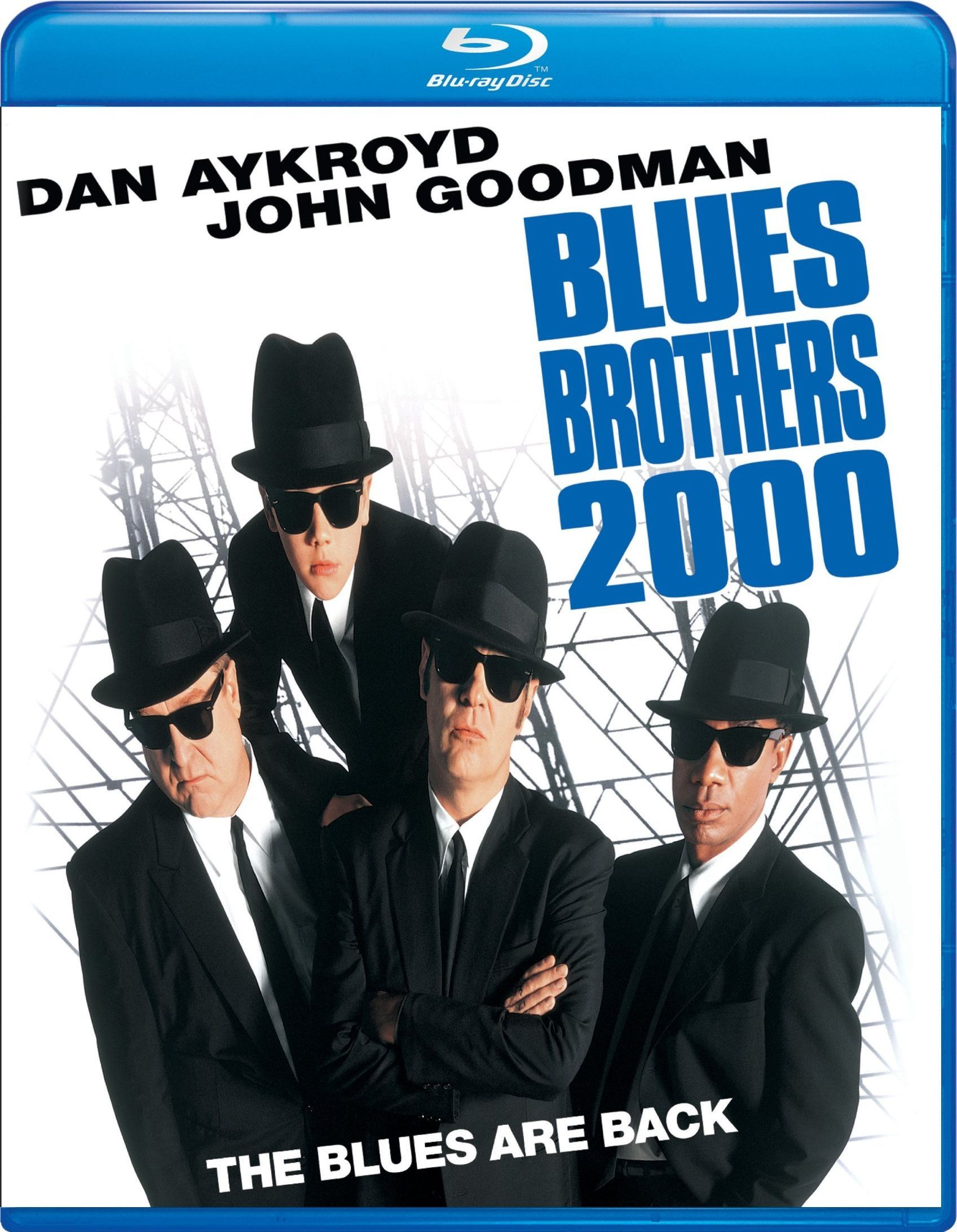 Jake and Elwood Blues