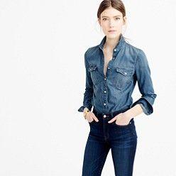 Women's Shirts & Blouses : Women's Shirts & Tops | J.Crew