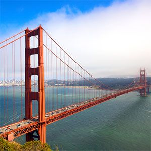 Bites Near The Sights Where To Eat America S Tourist Attractions Round Tripsan Fransiscogolden Gate Bridgevirgin