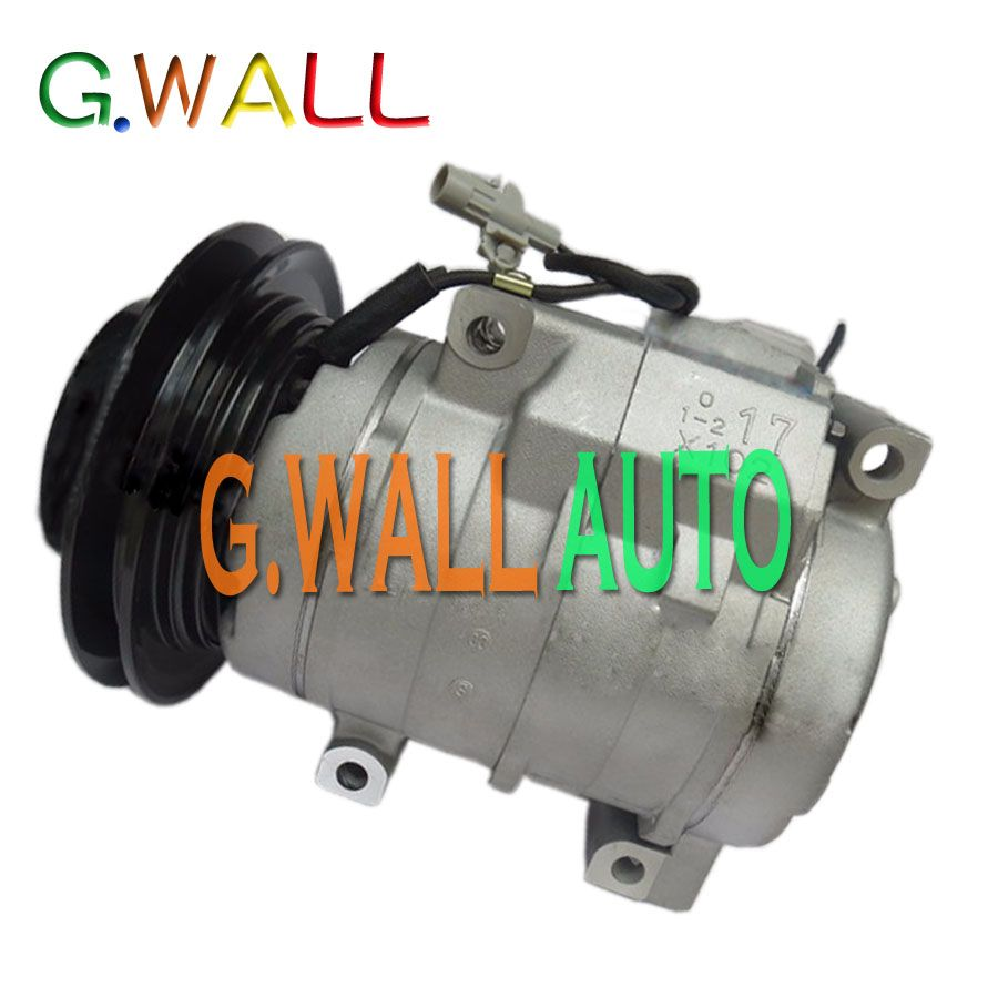 FOR CAR TOYOTA PRADO 2700 NEW A/C AC COMPRESSOR PV1 12V AIR