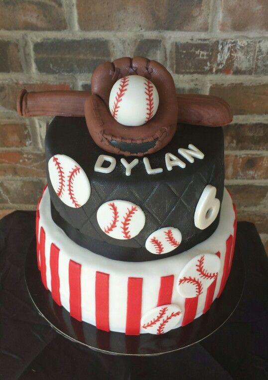 Baseball cake by Max Amor Cakes Max Amor Cakes Pinterest Cake