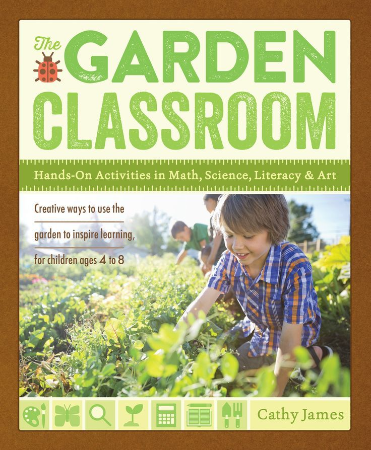 How to start a garden classroom, school gardening club ideas, forest school activities, nature based activities for children