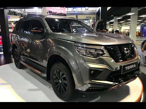 All New 2020 Nissan Terra | The Dynamic SUV - YouTube