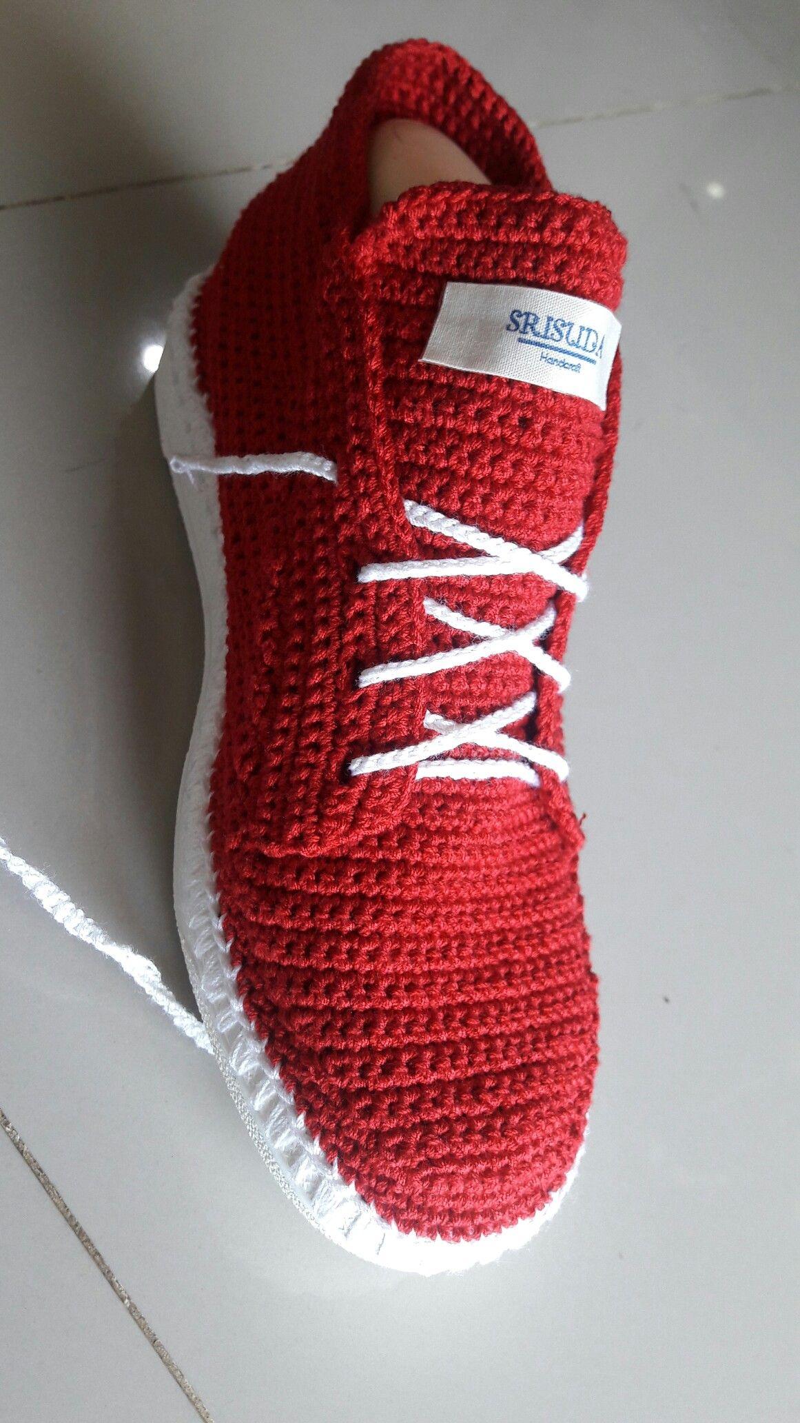 Pantuflas Tejidas En Crochet