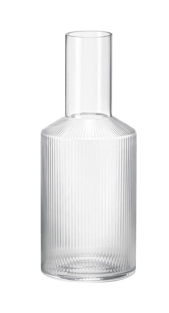 Fluted Ribbed And Reeded Texture Glass The Seasonal Edit Summer 2019 The Savvy Heart Carafe Design Mouth Blown Glass Glass Texture