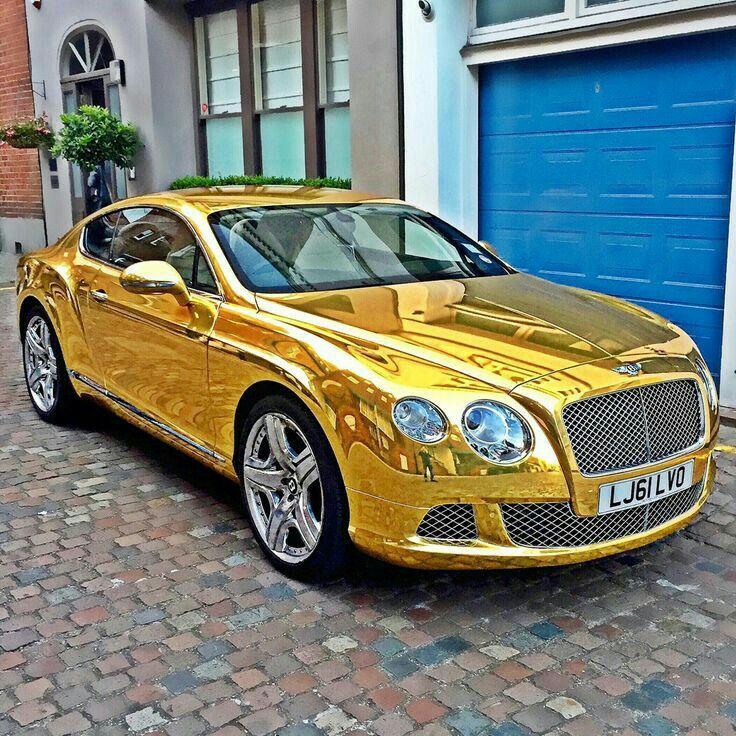 Bentley Gt, Best Luxury Cars