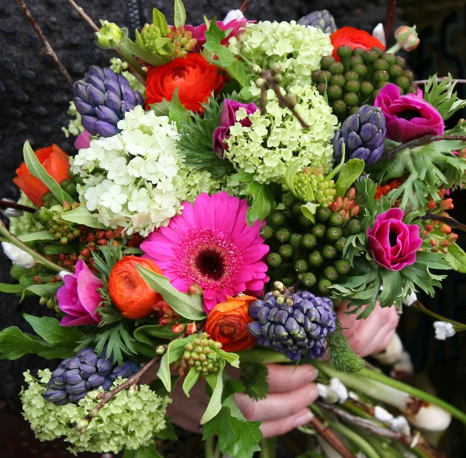 FLOWER SHOP STORIES: 365 DAYS OF FLOWERS