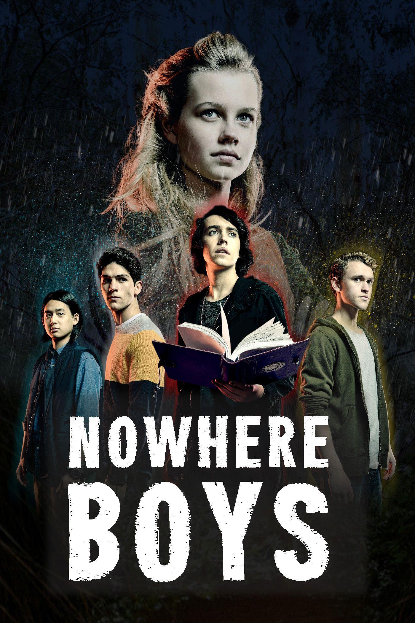 Nowhere boys the book of shadows animali