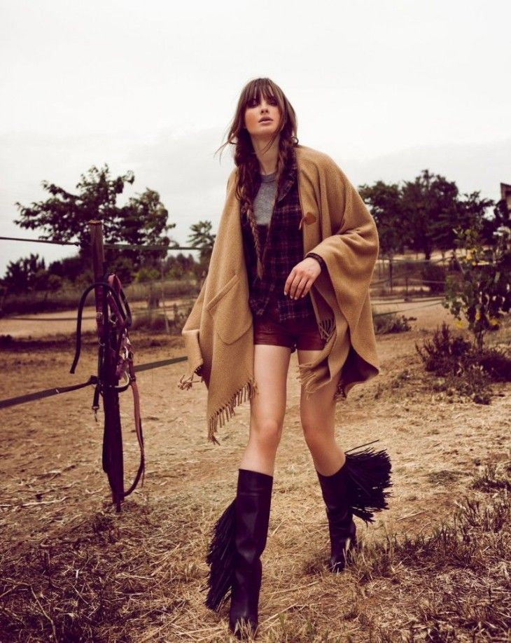 ~country style  Marie Claire Netherlands November 2012: Country Girl by Dennison Bertram (1)