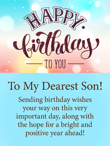 Fine Send A Bright And Cheery Birthday Card To Your Son For His Grand Funny Birthday Cards Online Alyptdamsfinfo