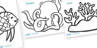 Wet Play Resources Free Printables Colouring In Sheets Ideas