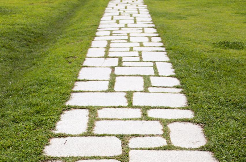 V di... Vialetti da giardino: idee per sentieri, camminamenti e ...
