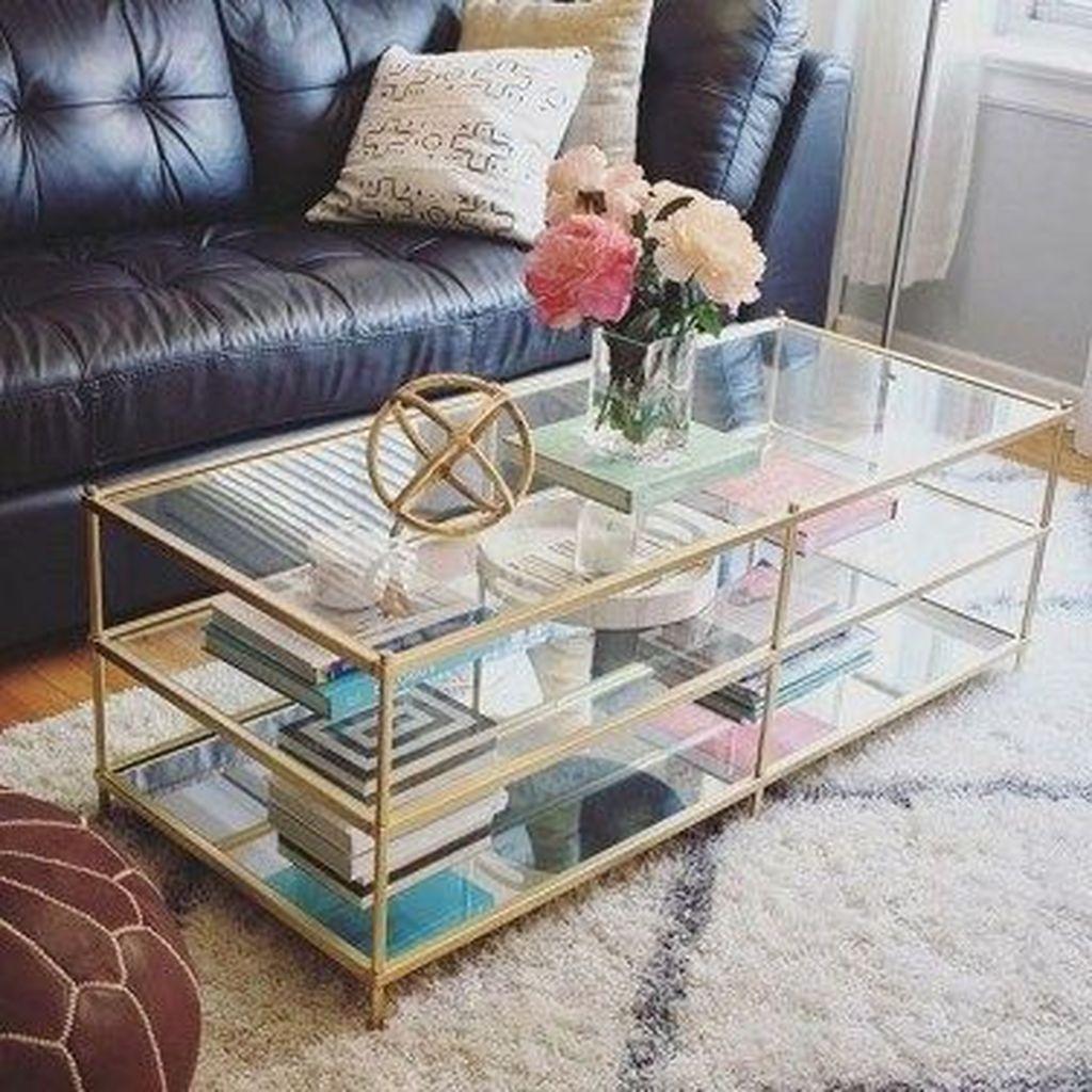30 Unique Glass Coffee Table Design Ideas Glass Table Living Room Glass Coffee Table Decor Glass Coffee Tables Living Room [ 1024 x 1024 Pixel ]
