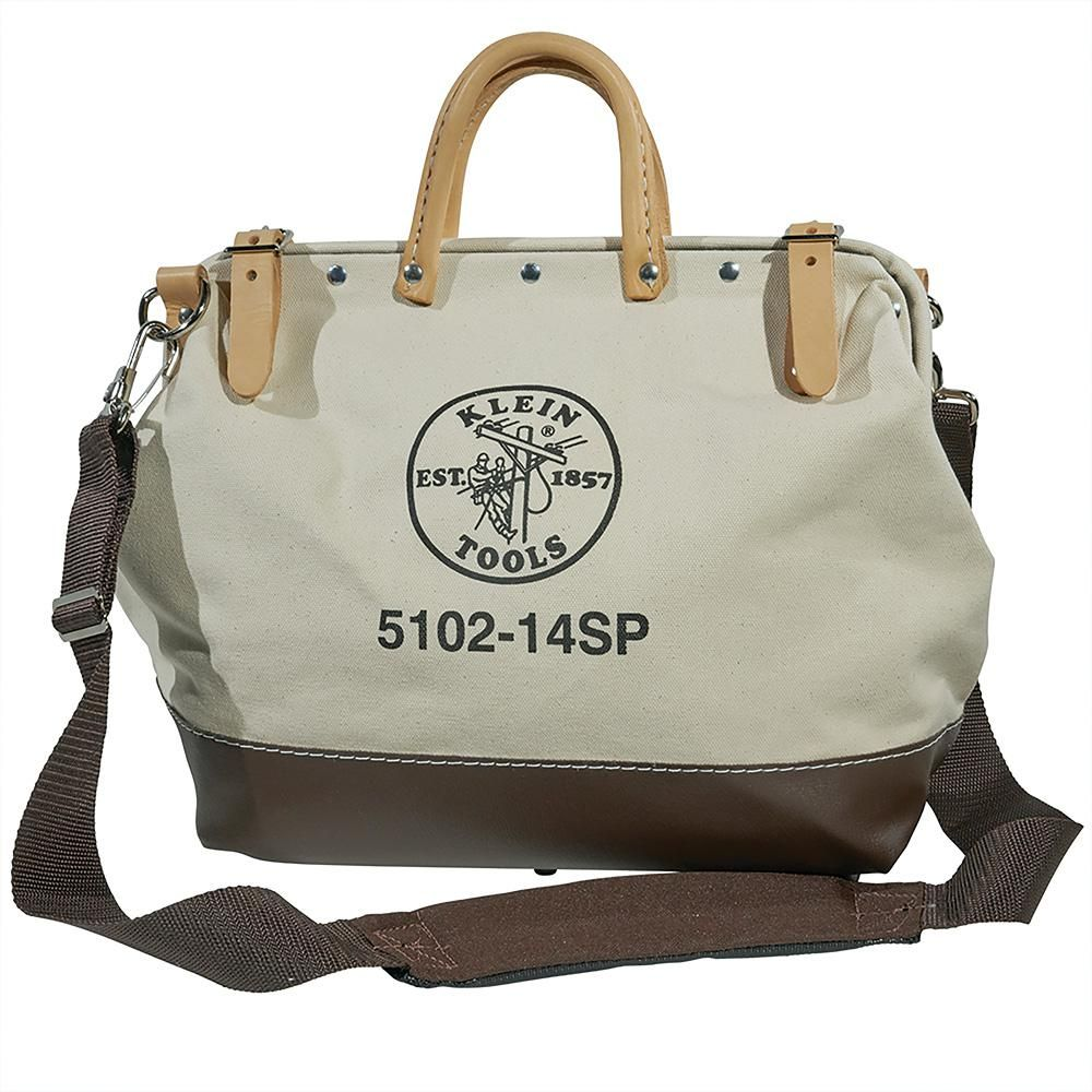 Deluxe Canvas Tool Bag 5102 14sp