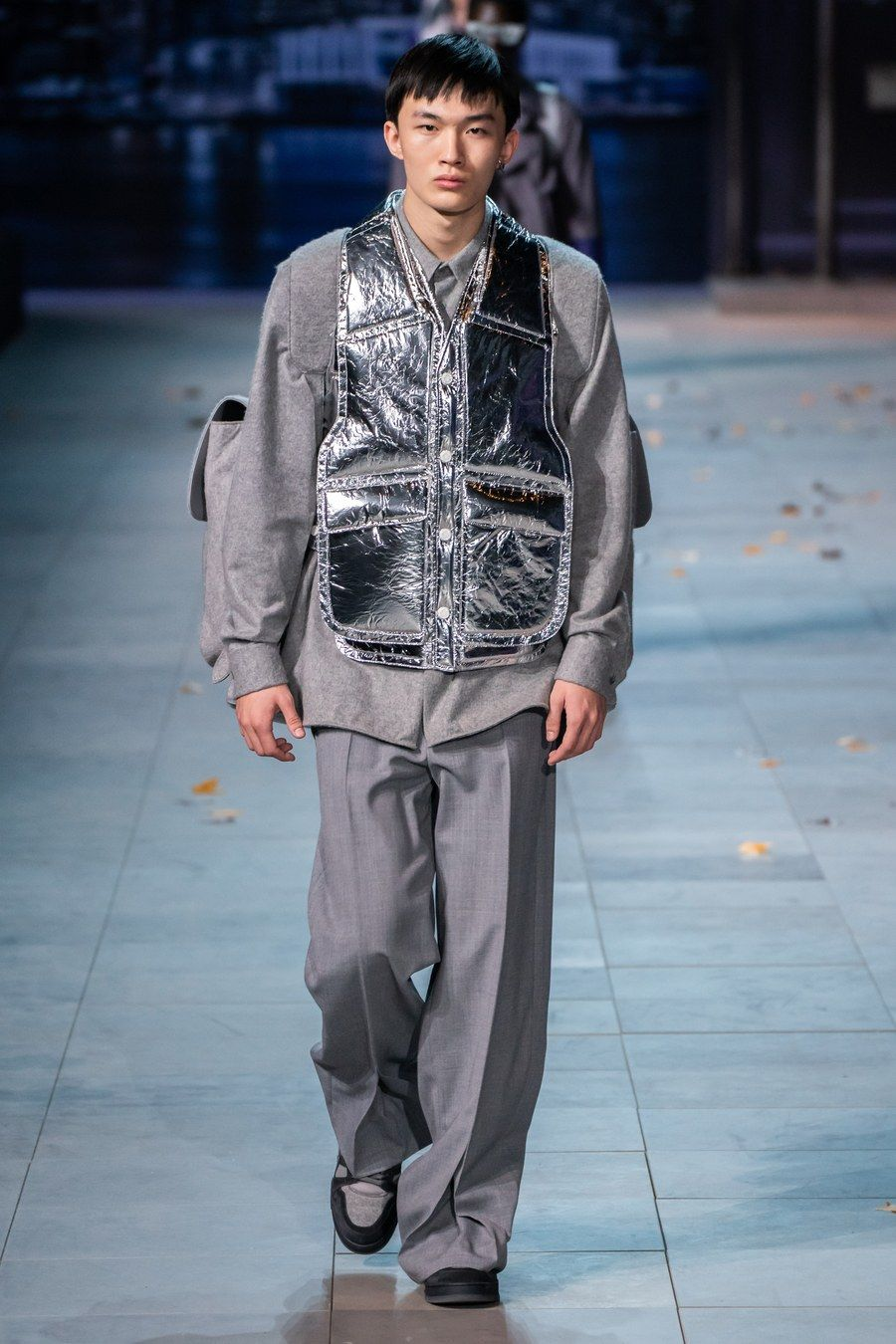 fb4de46e83b Louis Vuitton Fall 2019 Menswear Fashion Show in 2019 | MENS FASHION ...