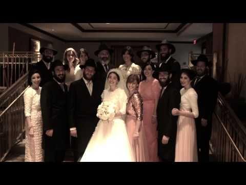 Beautiful Orthodox Jewish Wedding YouTube