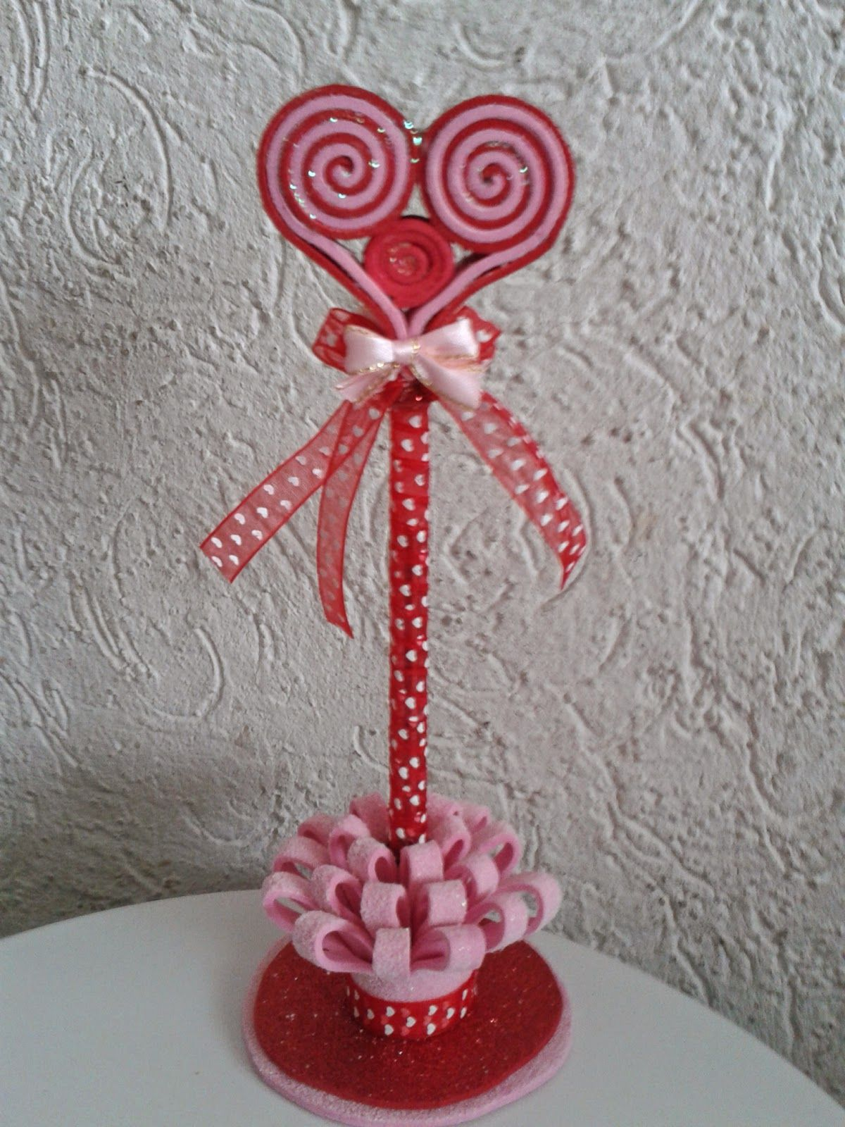 Abifomy manualidades y detalles plumas para san valentin - Detalles para decorar ...
