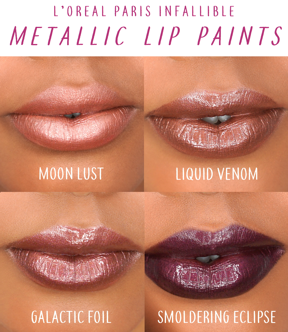Paintslips Metallic In 2019 Oh So Pretty Beauty Makeup Lip