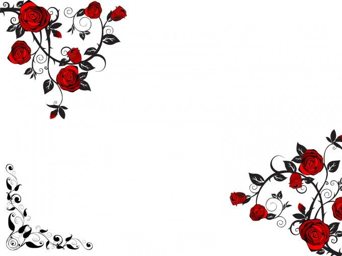 All Red Rose Flower PowerPoint themes here are free to download ...