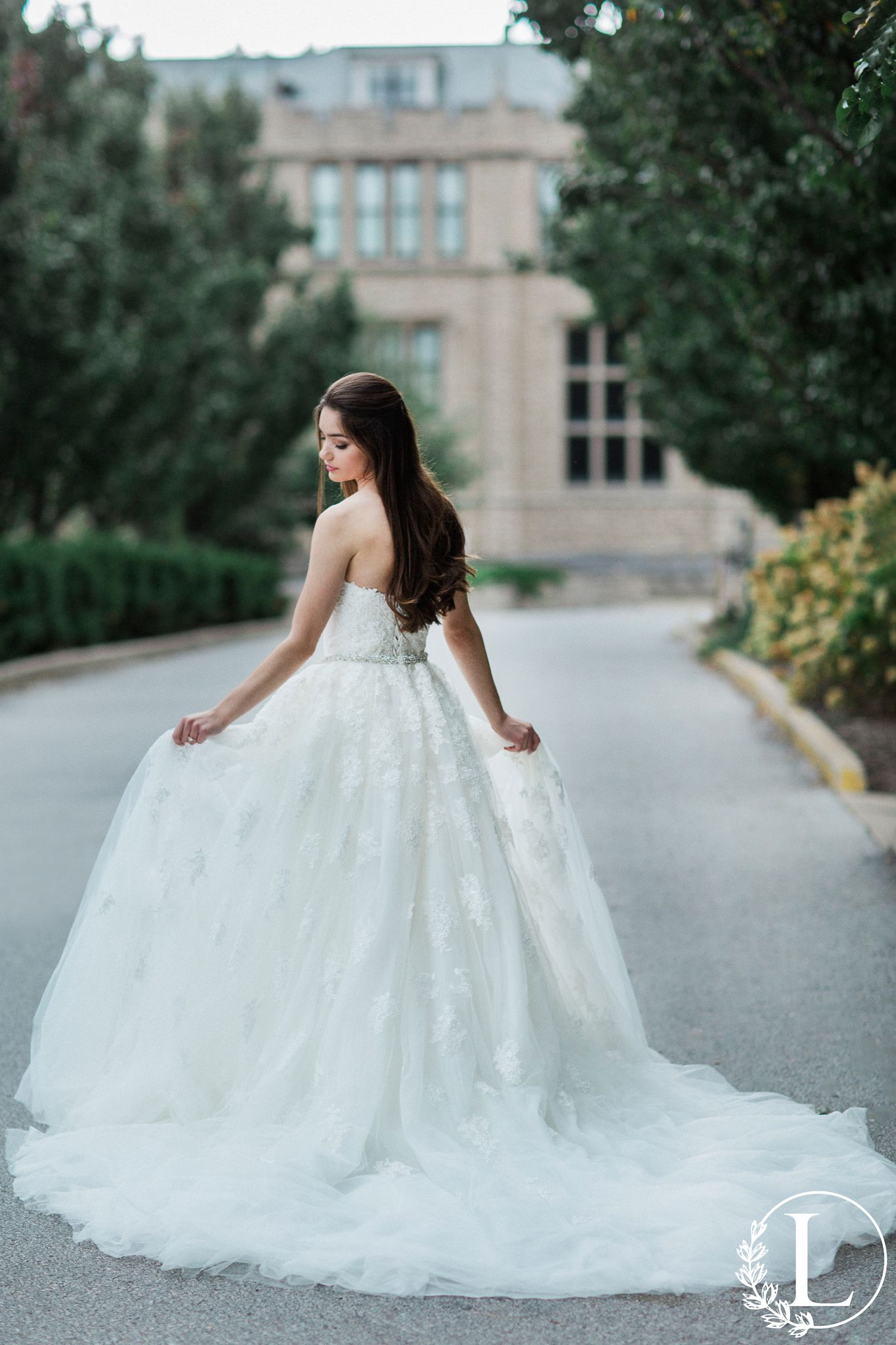 Maeve | Sophia Tolli | Photo by Love Tree Studios | Bridal Portraits ...