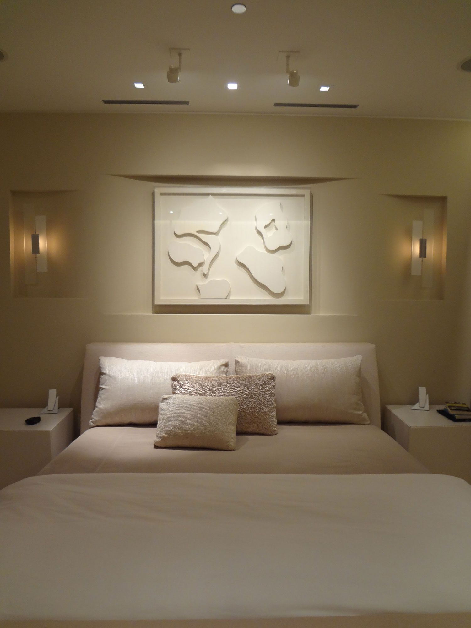 Installation Gallery Bedroom Lighting Bedroom Lighting Design Room Ambiance Sconces Bedroom