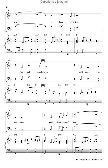 Beulah land squire parsons lyrics