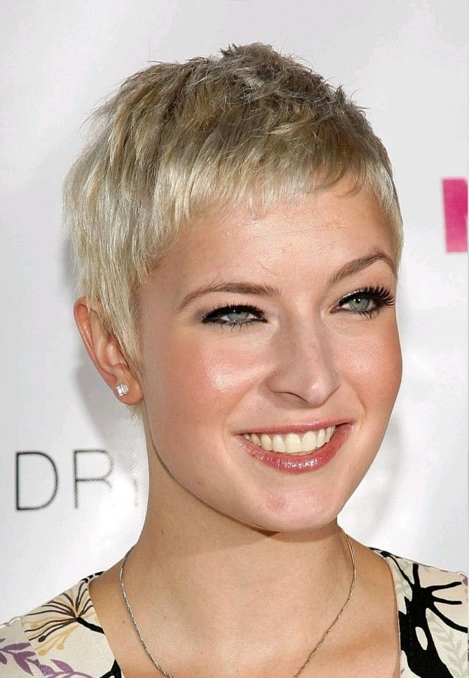 Celebrity Pixies Short Hairstyles For Women With Images