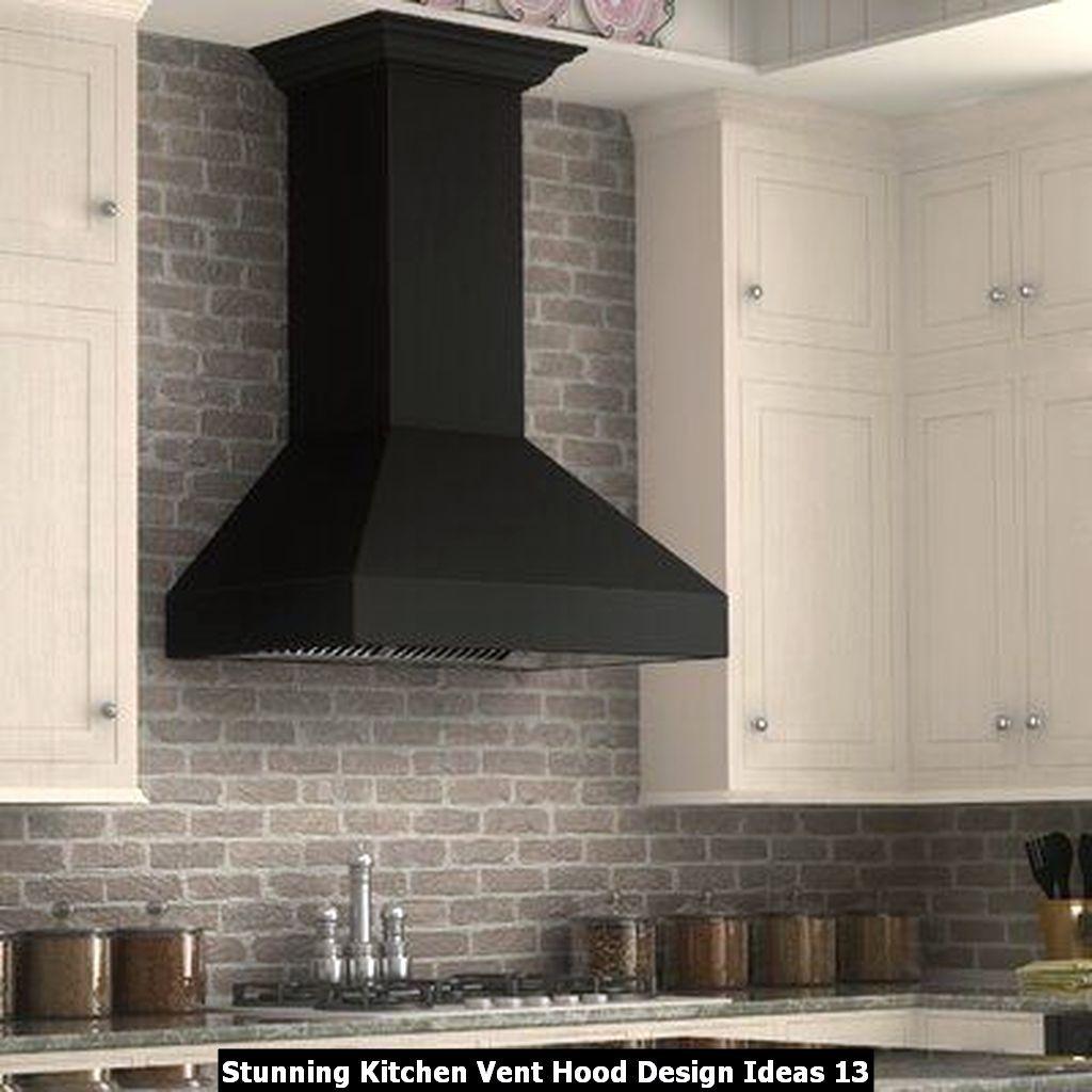 Stunning Kitchen Vent Hood Design Ideas Pimphomee Kitchen Vent Hood Kitchen Range Hood Wall Mount Range Hood
