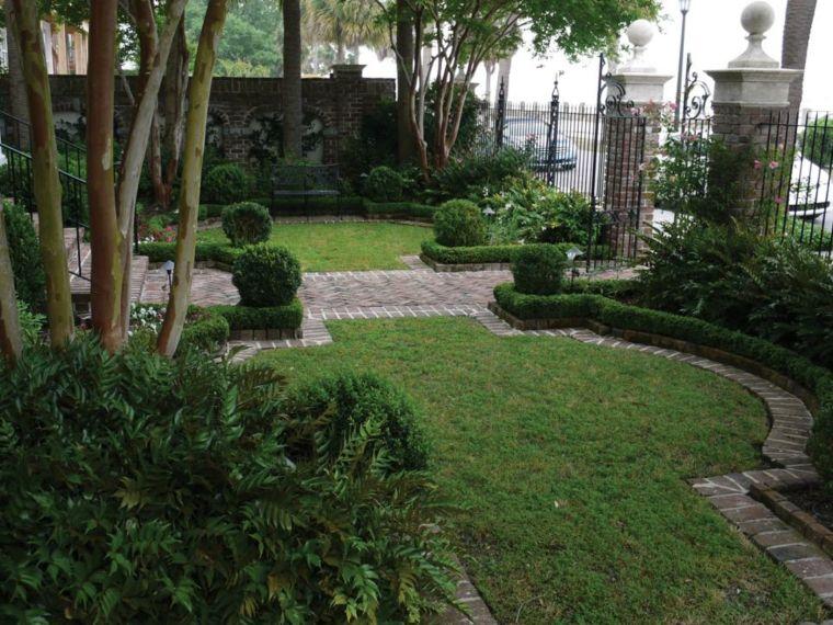Portillon de jardin  50 idées pour votre extérieur Gardens