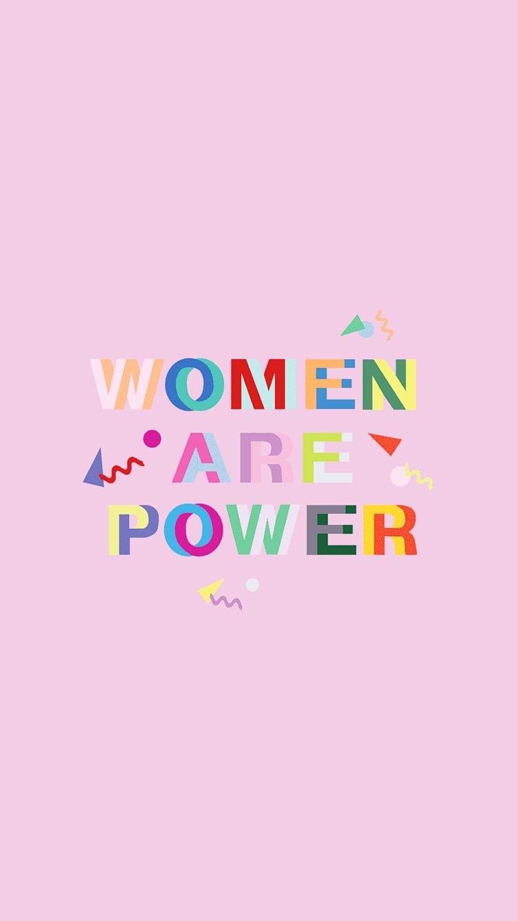 Women Are Power 壁紙