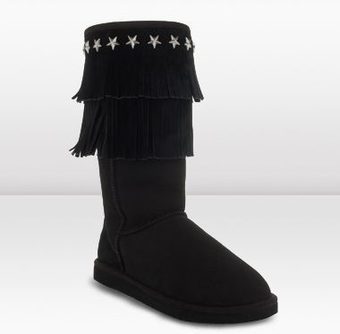 #Cheap #Sheepskin #UGG #Boots, Jimmy Choo UGG® Sora Boots Black for Women [Jimmy Choo UGG® Sora Boots B] - $373.00 :