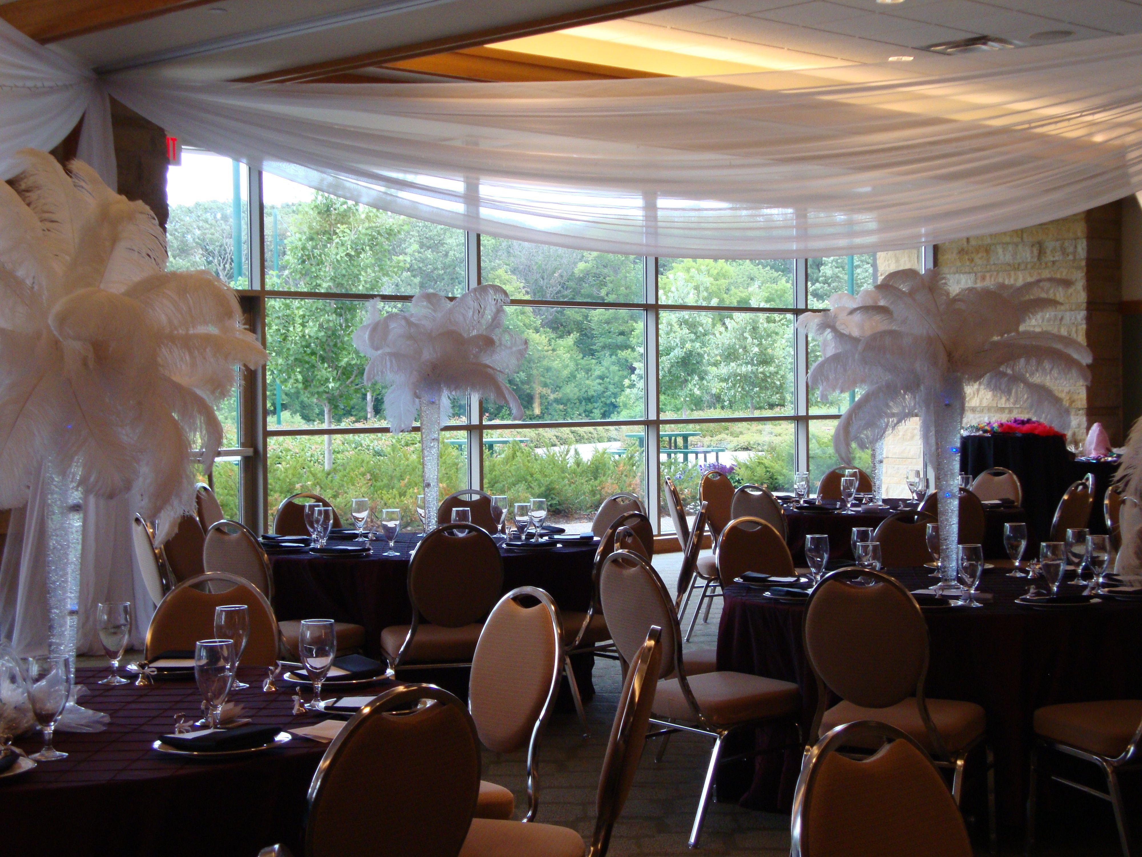 As You Wish Wedding At The Eagan Community Center Decor By Richfield Flowers
