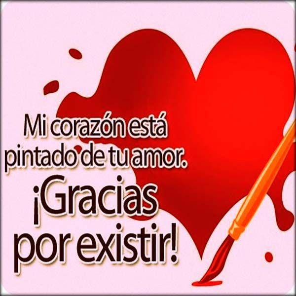 Imágenes De Corazones Bonitos Románticas Imágenes De Amor Para