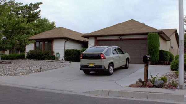 The Infamous Residence Of Mr Walter White From Breaking Bad Is